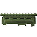 Накладка на газоотвод CAA Tactical AK47/74 - Top Rail - Forearm Grip, Olive Drab